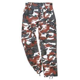 BDU Hose Kids, red camo
