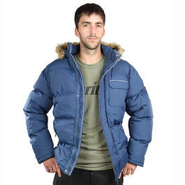Coast Guard Winterjacke ice blau