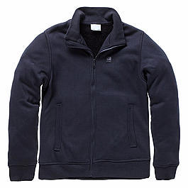 Vintage Industries Sweatjacke Aiden navy