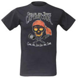 T-Shirt Speedcowboy Captain Cook