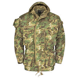 Smock Light Weight Mil-Tec arid-woodland