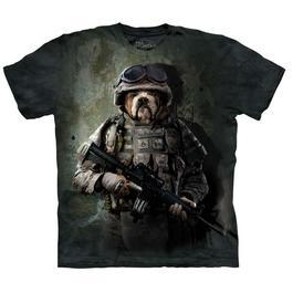 Mountain T-Shirt Marine Sam