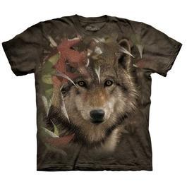 Mountain T-Shirt Autumn Encounter
