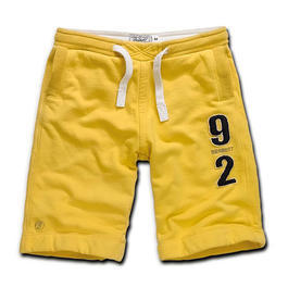 Brandit Sweatshorts yellow