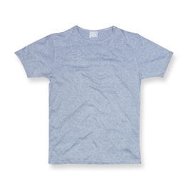 T-Shirt Vintage Industries Morrow heather