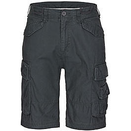 Vintage Industries Shore Shorts Anthrazit