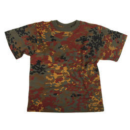 Kids T-Shirt flecktarn