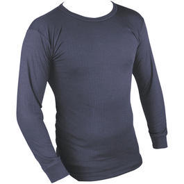 Highlander Thermal Unterhemd langarm navy
