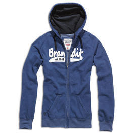 Brandit Sweatjacke Girls blau