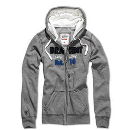 Brandit Sweatjacke Girls grau