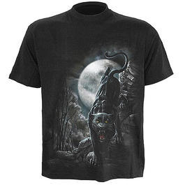 Spiral T-Shirt Midnight Panther