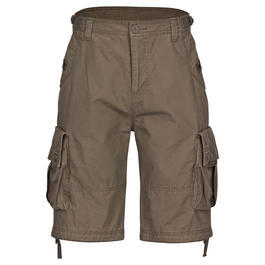 Vintage Industries Terrance Short dark khaki
