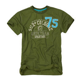 Surplus T-Shirt Spartans Tee oliv
