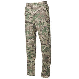 MFH Army Hose BDU Rip Stop operation camo