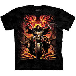 Wildlife T-Shirt Grim Rider