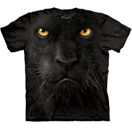 Wildlife T-Shirt Black Panther