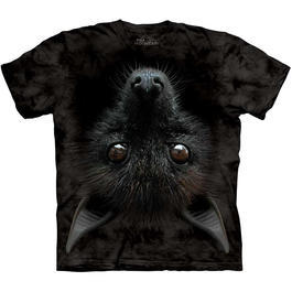 Wildlife T-Shirt Bat Head