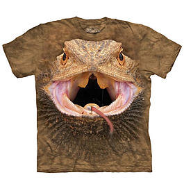 Mountain T-Shirt Bearded Dragon