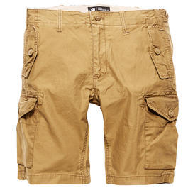 Vintage Industries Marchfield Shorts dark khaki