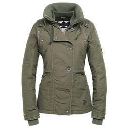 Military Shop - Brandit Damen Jacke Nelly M-65 oliv