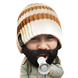 Beard Head Bartmütze Kid Scruggler