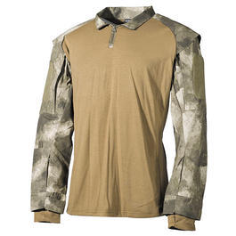 MFH Hemd US Tactical HDT-camo