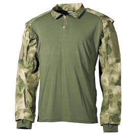 MFH Hemd US Tactical HDT-camo FG