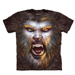 Mountain T-Shirt Werewolf