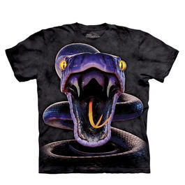 Mountain T-Shirt Snake Strike