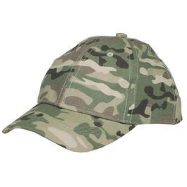 MFH Kinder BB Cap operation camo