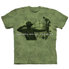 Mountain T-Shirt Big Bow