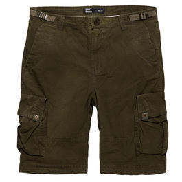 Vintage Industries Shorts Terrance dark oliv