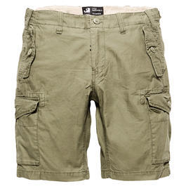 Vintage Industries Shorts Marchfield olive drab