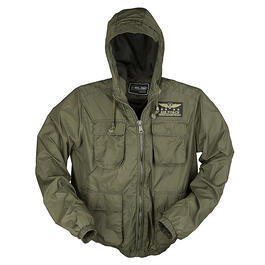 Mil-Tec Fliegerjacke Air Force Jacket oliv