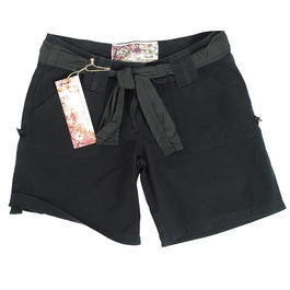 Mil-Tec Army-Shorts Woman schwarz