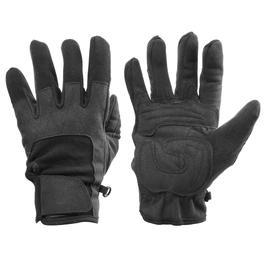 MFH Fingerhandschuh Worker light schwarz