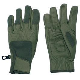 MFH Fingerhandschuh Worker light oliv