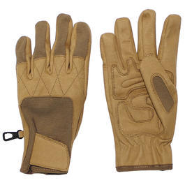 MFH Fingerhandschuh Worker light coyote tan