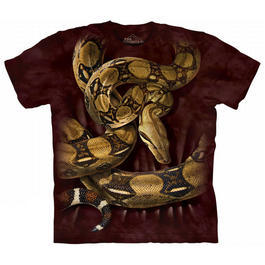 Mountain T-Shirt Boa Constrictor