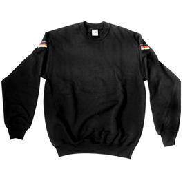 BW Bekleidung - Sweatshirt Hoheitsabzeichen schwarz