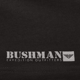 Bushman T-Shirt Yorkton dark brown