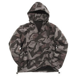 Mil-Tec Anorak Combat Winter Splinter Night