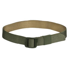 Mil-Tec Gürtel Double Duty Belt 38 mm Oliv/Coyote