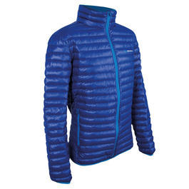 Highlander Daunenjacke Duck Down Blau