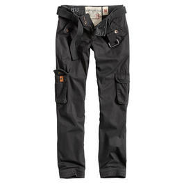 Surplus Ladies Premium Hose Slimmy schwarz