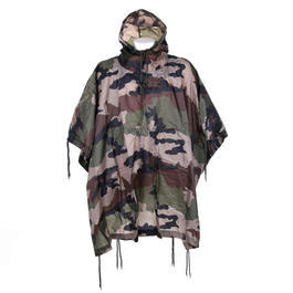 101 INC. Poncho Recon french camo