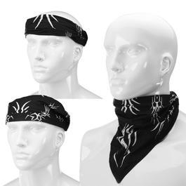 Fostex Tuch 3 in 1 Bandana tribal in black
