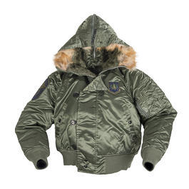Corinth US Fliegerjacke N2B Sage Green
