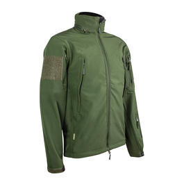 Highlander Softshell Jacke Tactical oliv