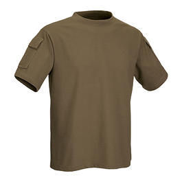 Defcon 5 T-Shirt Tactical Kurzarm coyote tan